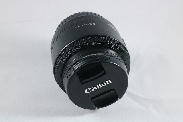 Alquilo objetivo Canon 50mm Original