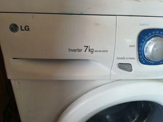 lavadora 7 kilos LG