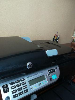 Impresora HP Officejet 4500 Wireless, seminueva