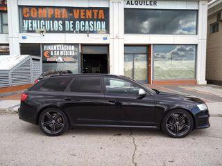 Audi RS6 Avant 5.0 TFSI V10 Quattro