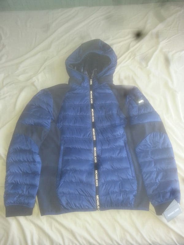 Michael Kors Packable Down Jacket (Unworn)