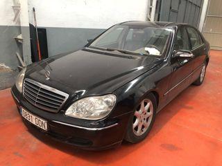 Mercedes-benz s400 2004 y 250 cv diesel