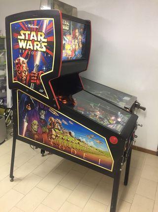 pinball Star Wars Episodio I