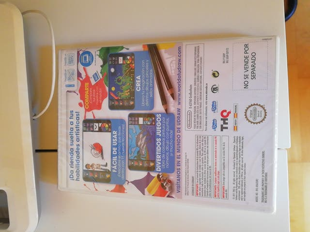 u draw + game tablet