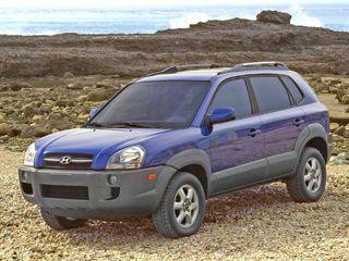 Hyundai tucson 140 crdi 6v 2006