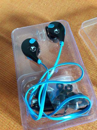 Auriculares inhalambricos sport