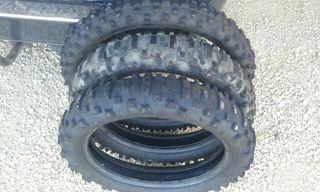 Neumáticos moto enduro