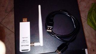 Antena Wifi de alta velocidad