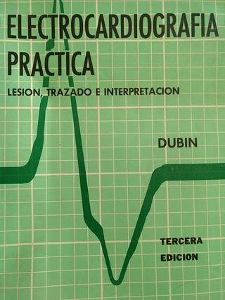 Libro Electrocardiografía práctica.