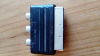 Adaptador EUROCONECTOR / RCA