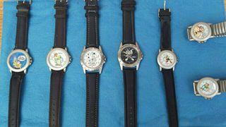 Relojes asterix y obelix