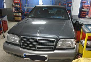 Mercedes-Benz SE 1991