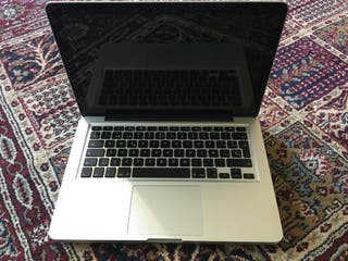 MacBook Pro. Impecable, como nuevo.