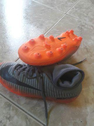 zapatilla de futbol