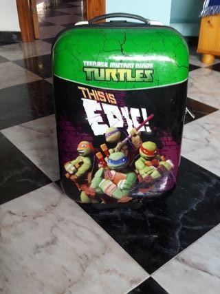 maleta tortugas ninja