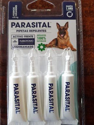 pipeta antiparasitario perros +25kg