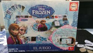 juego frozen