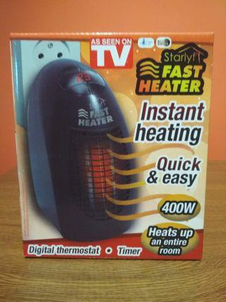 Calefactor eléctrico NUEVO