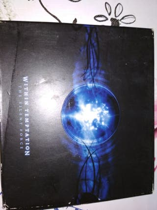 cd within temptation (the silent force)