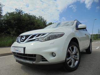 Nissan Murano 2.5DCI TEKNA SPORT 180CV 4WD