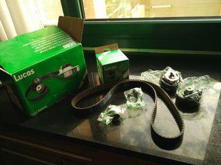 kit distribución + bomba de agua Golf IV