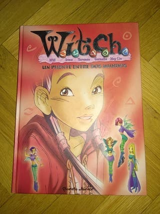 Libro Comic Witch