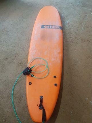 Tabla de surf de foam