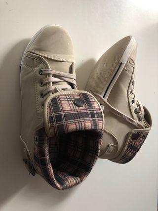 Zapatillas botin talla 39