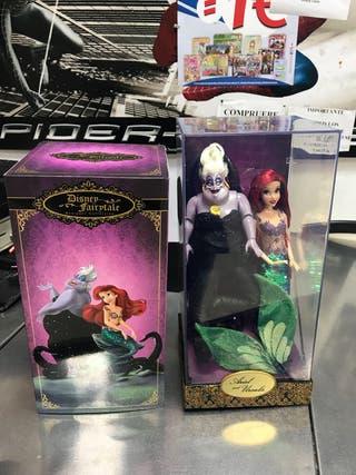 Ariel y Ursula Fairytale limit