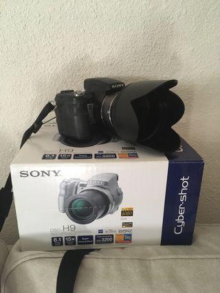 Camara de fotos SONY H9