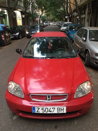 Honda Civic coupe vtec ej8