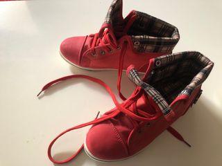 Zapatillas botin talla 38