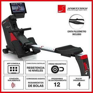 Maquina de remo SportsTech RX500