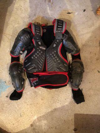 Peto motocross