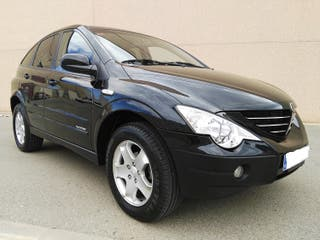 SsangYong Actyon 2008 4X4 REDUCTORA
