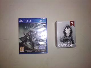 Juego Destiny 2 + Figura CAYDE-6 PRECINTADOS