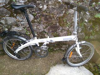 Bicicleta plegable dahon. vitaminada.