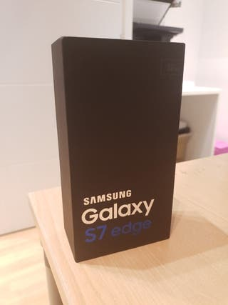 Samsung Galaxy S7 Edge a estrenar