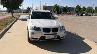 BMW X3 2013 automático 184 cv NACIONAL