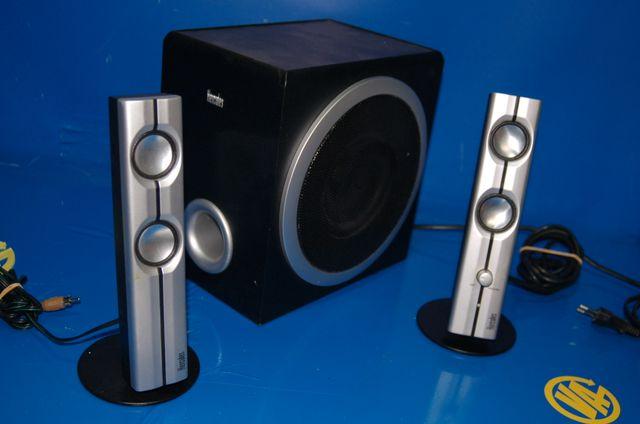 Altavoces Equipo Audio HERCULES XPS 2.140 -56 w.