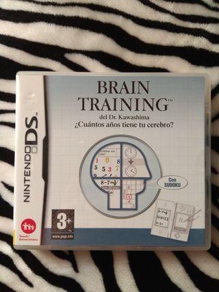 Juego DS Brain Training