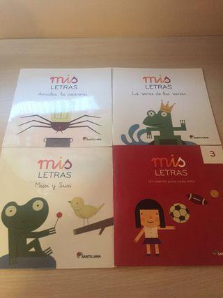 Lecturas de infantil