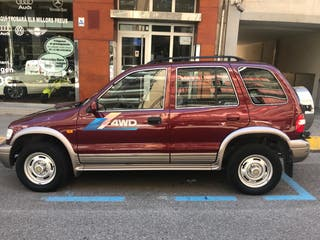 KIA Sportage 2004 4x4