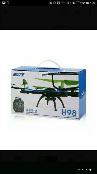 drone nuevo precintado con cámara jjrc h98
