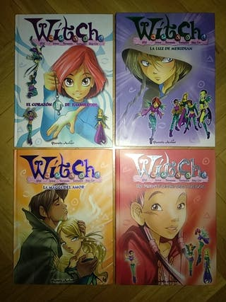 Libros Comics Witch