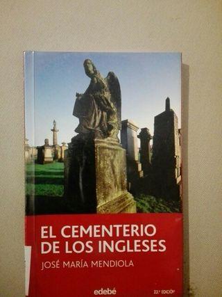 libro EL CEMENTERIO DE LOS INGLESES