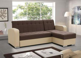 Sofá cama con arcón