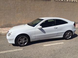 Mercedes SPORT coupe 2.2 D