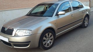 Skoda Superb Tdi 2000cc 140 Cv