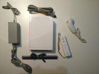 Nintendo WII - Blanca